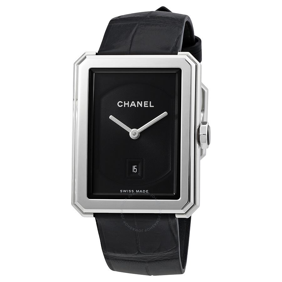 Replica chanel watches - Chanel Boy Friend Ladies Watch