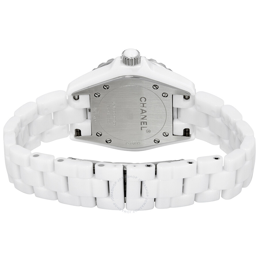 a7e38976f9ce Chanel J12 Graffiti Ladies Watch H5239 - J12 - Chanel - Watches ...