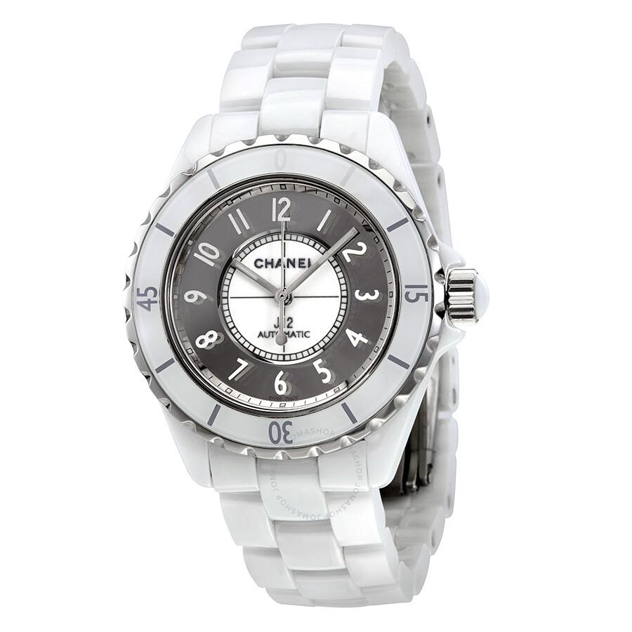 0fef807b Chanel J12 Mirror Automatic Ladies Watch H4862