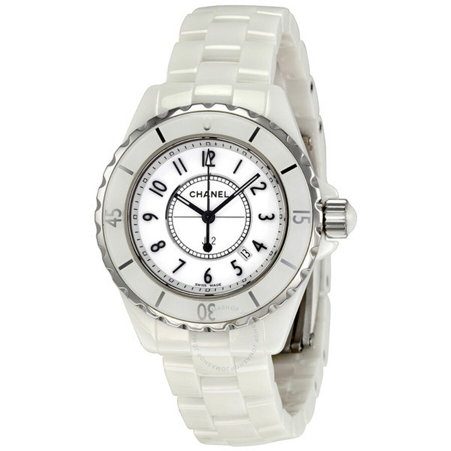 8b197d85a0486 Chanel J12 Quartz Ladies Watch H0968 - J12 - Chanel - Watches - Jomashop