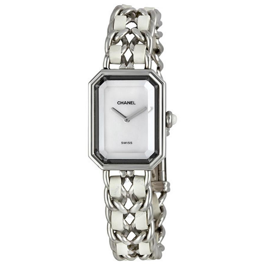 c11558250c50 Chanel Premiere Quartz Ladies Watch H1639 - Premiere - Chanel ...