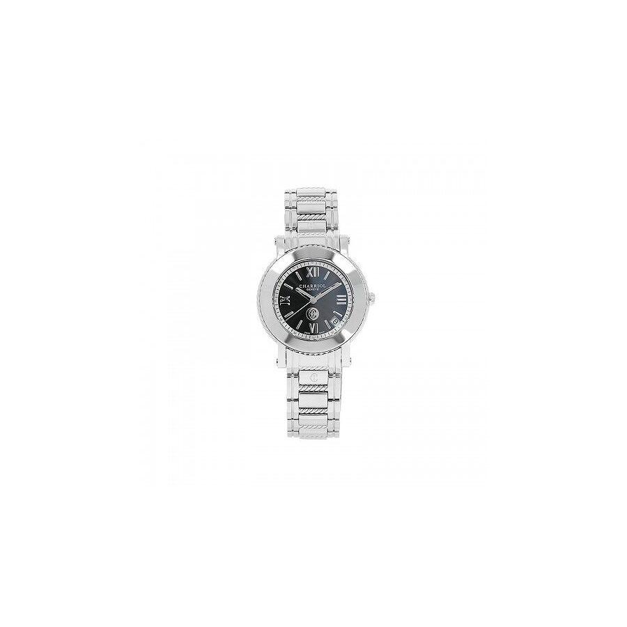 dcb300bc9de Charriol Parisi Black Dial Men s Watch P42S.P42.002 - Charriol ...