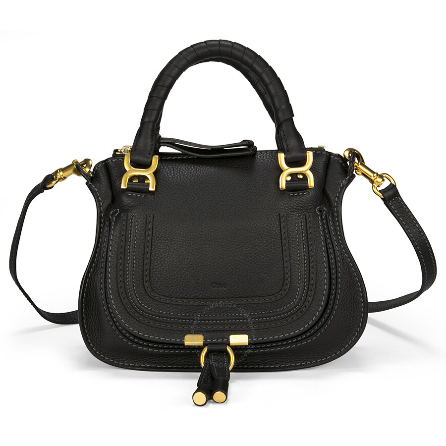 f873e73e40 Chloe Black Leather Mini Crossbody Bag 3S0916-161-001