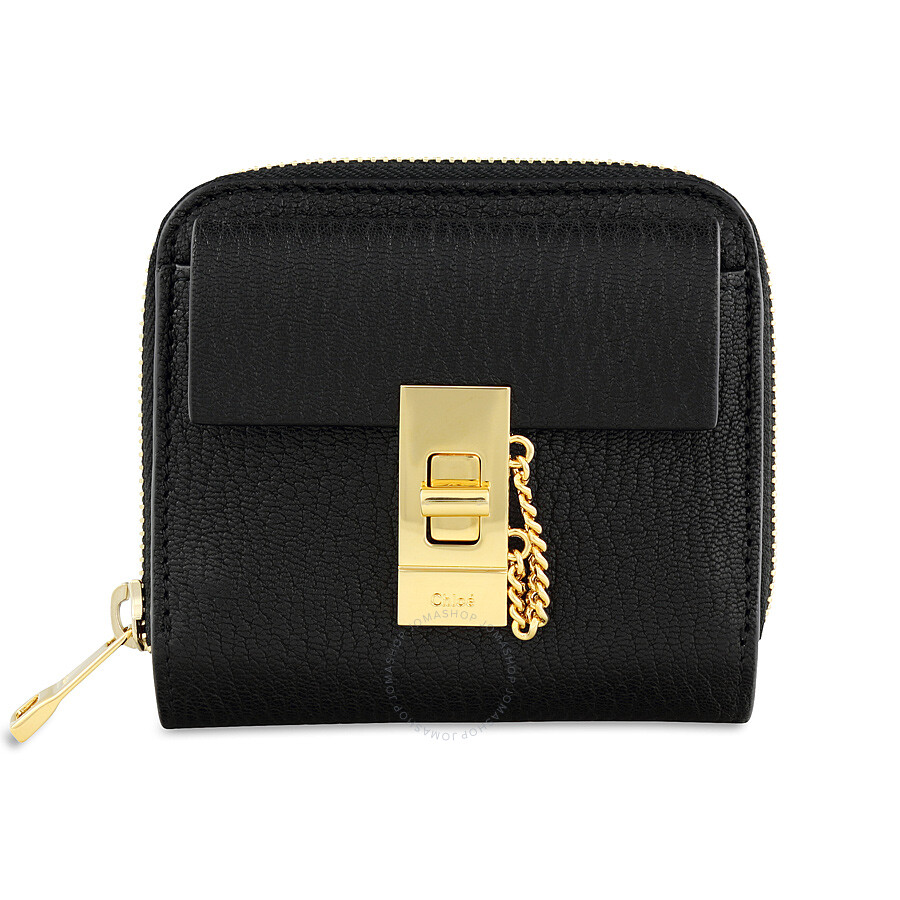 Leather Gmbh Contact Us Email Sales Mail: Chloe Drew Square Leather Wallet