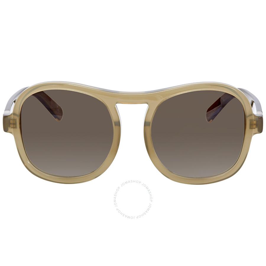 e1c346b9f89 Chloe Green Gradient Square Sunglasses CE720S 303 56 - Chloe ...