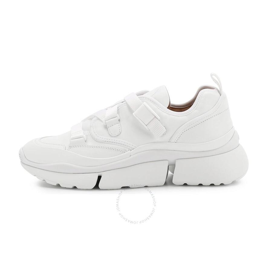 Chloe Ladies Sonnie Low Top Sneakers In