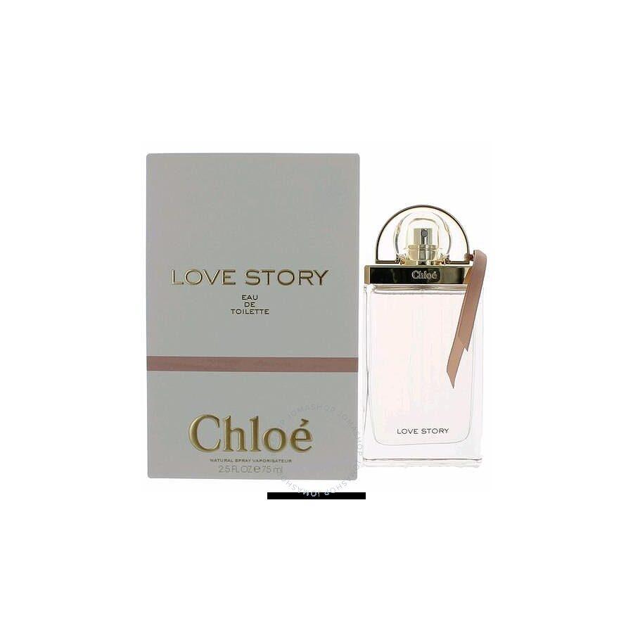 894d692f984d Chloe Chloe Love Story   Chloe EDT Spray 2.5 oz (75 ml) (w) Item No.  CSTTS25-Q