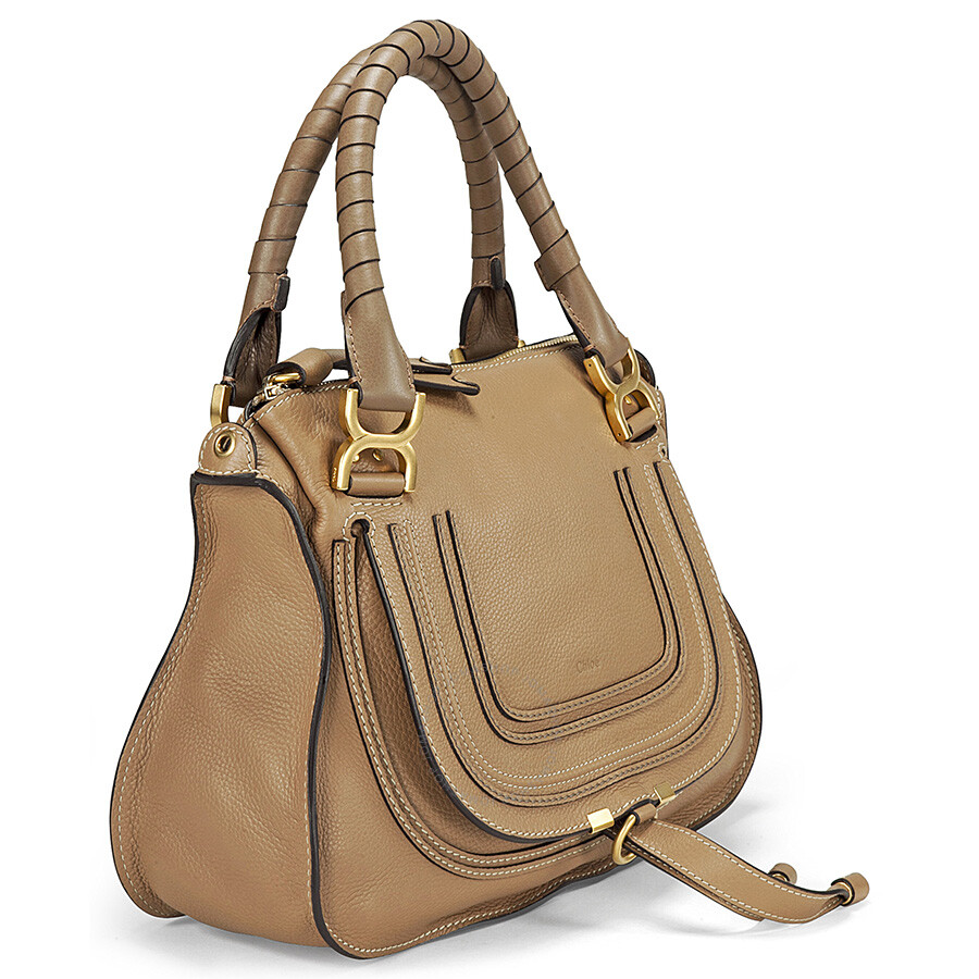 Small Nut Chloe Marcie Satchel Leather tqPnnzAgwv