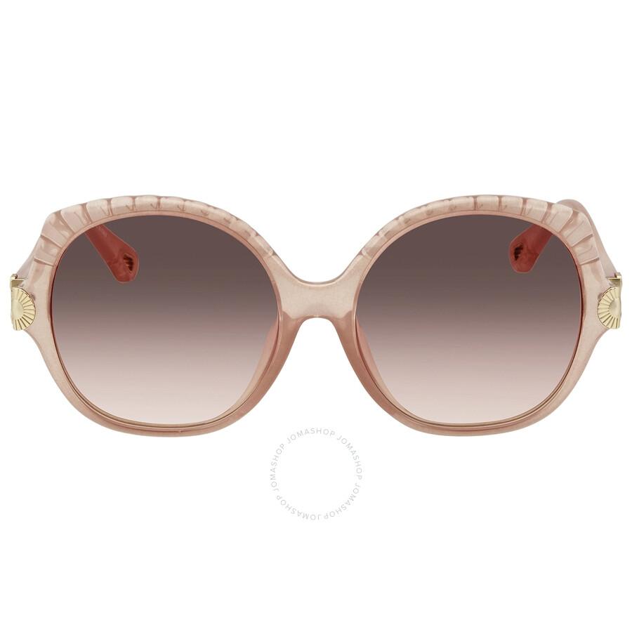 Retro square sunglasses | Nude | Boux Avenue UK