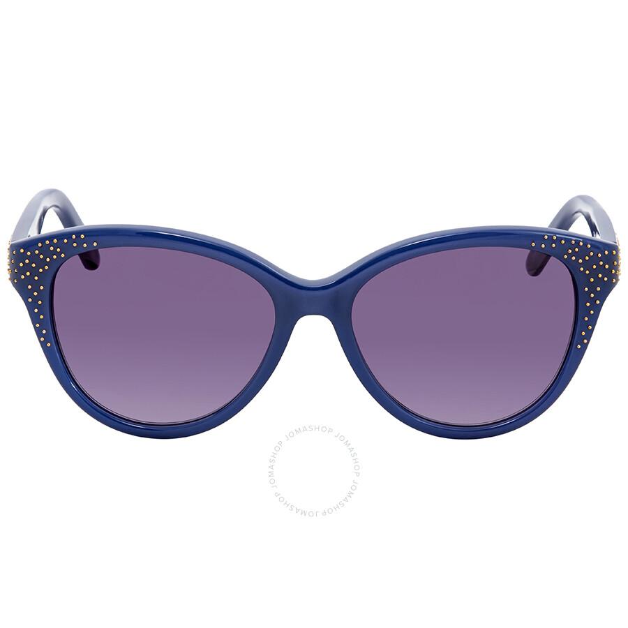 41cd838160 ... Chloe Suzanna Purple Gradient Cat Eye Sunglasses CE3605S 424 50 ...