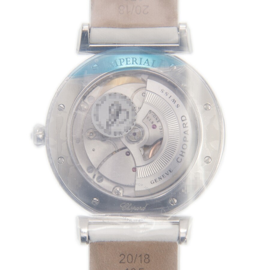 Imperiale Automatic Diamond White Dial Ladies Watch 388531-3008