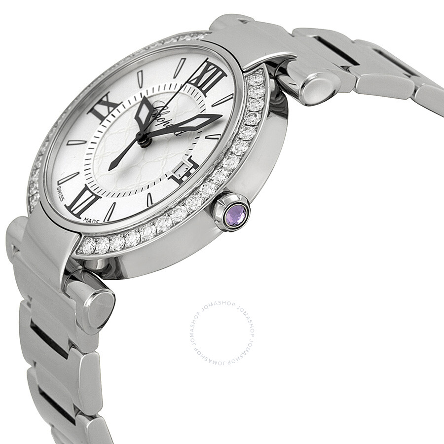 Chopard imperiale mother of pearl dial ladies watch 388532 3004 h chopard watches jomashop for Mother of pearl dial watch