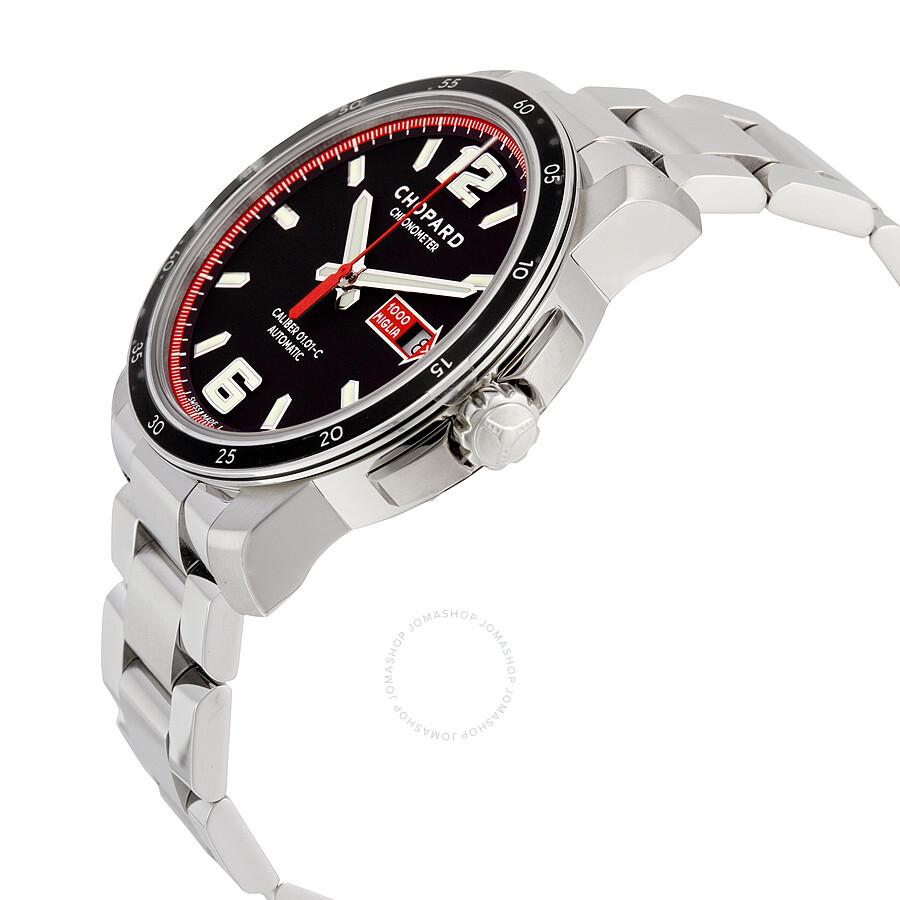 chopard mille miglia gts automatic black dial men 39 s watch. Black Bedroom Furniture Sets. Home Design Ideas