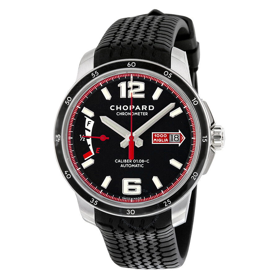 chopard mille miglia gts power control men 39 s watch 168566. Black Bedroom Furniture Sets. Home Design Ideas