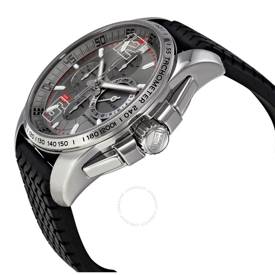 499816604c67 ... Chopard Mille Miglia Limited Edition Split Second Men s Watch 168513- 3001 ...