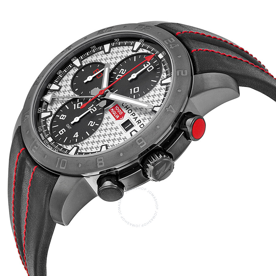 chopard mille miglia zagato automatic silver dial dlc. Black Bedroom Furniture Sets. Home Design Ideas