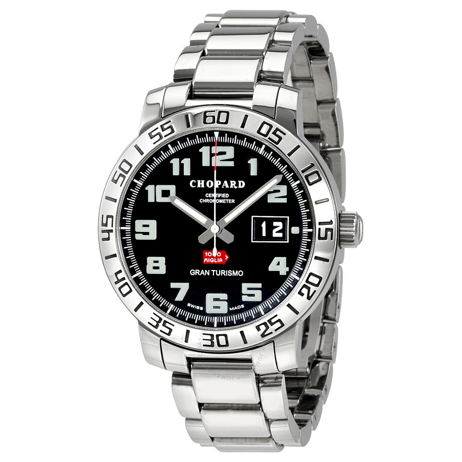 3f3d776ab395 Chopard Mille Milgia Gran Turismo Men s Watch 15 8955-3001 Item No.  158955-3001
