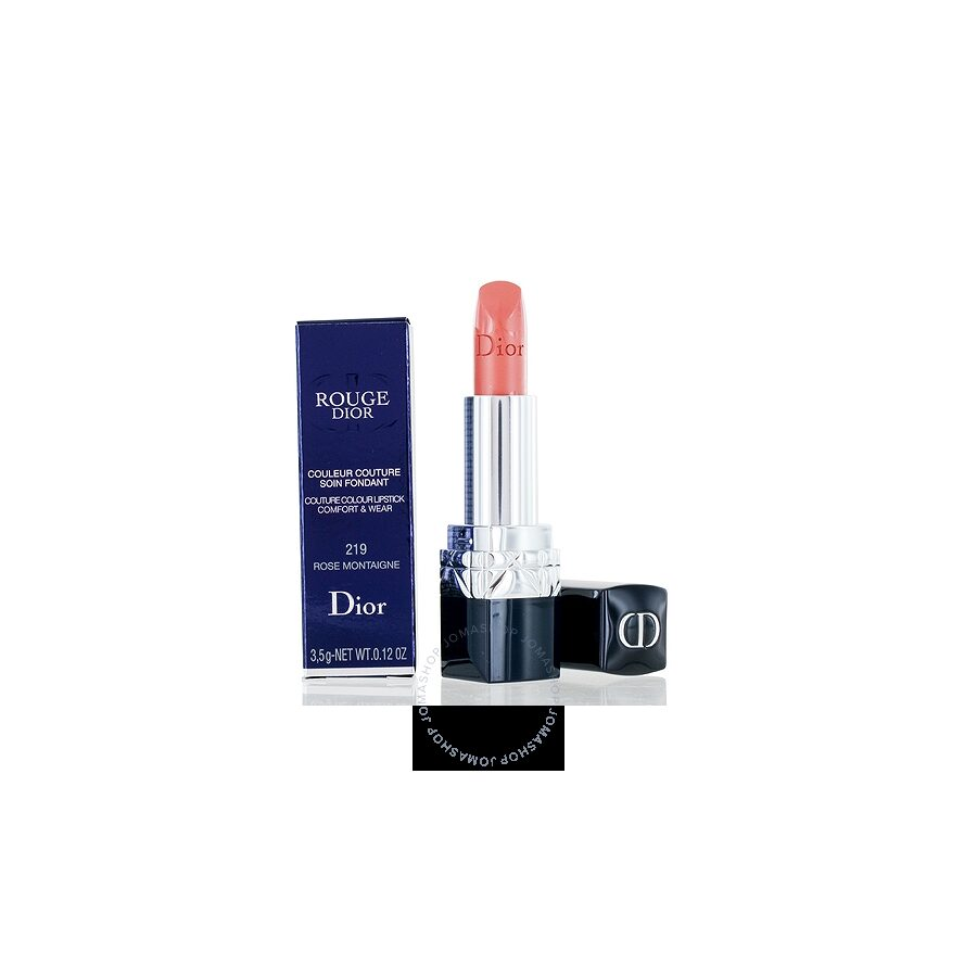 christian dior rouge a levres lipstick no 219 rose montaigne 12 oz lipstick lip products