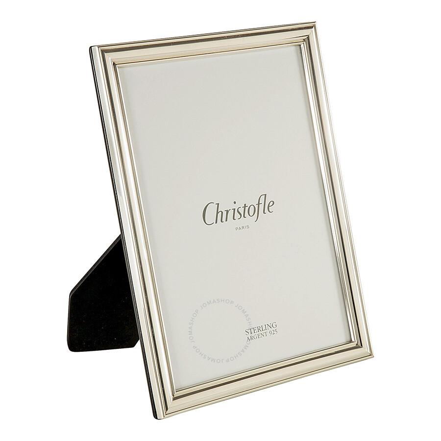 Christofle Albi 7 X 9 12 Inch Picture Frame 5256060 Albi