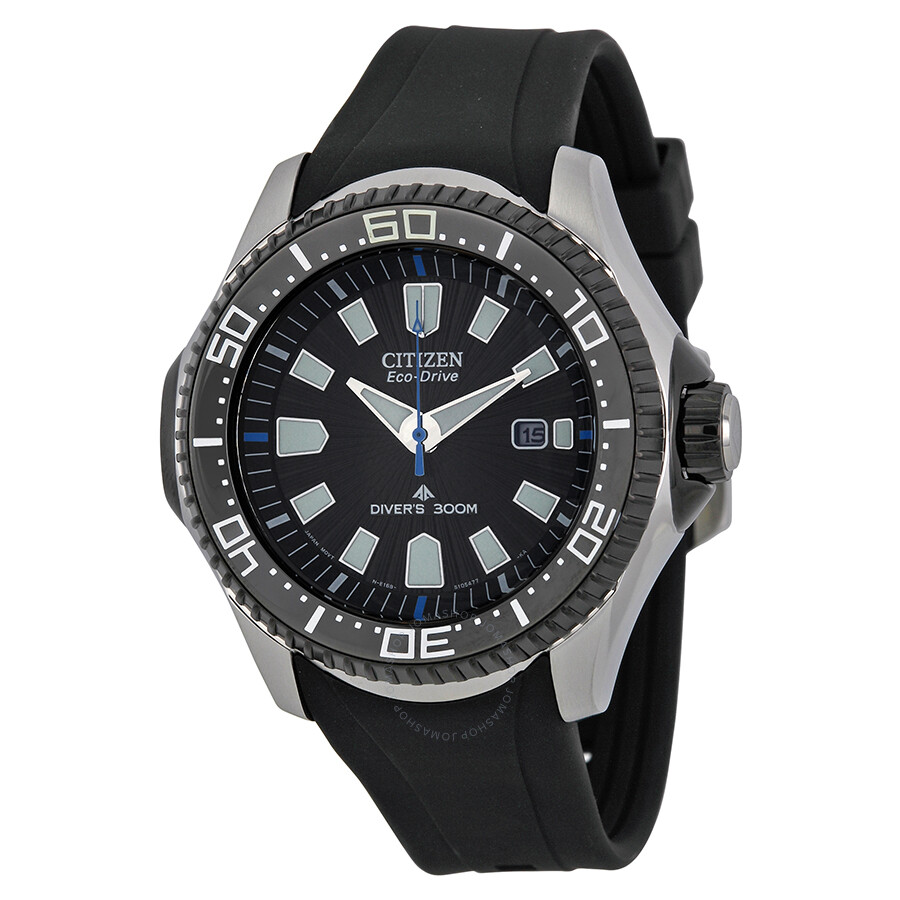 Citizen Eco-Drive Black Dial Black Rubber Men s Watch BN0085-01E ... 5cd9c0fbe6