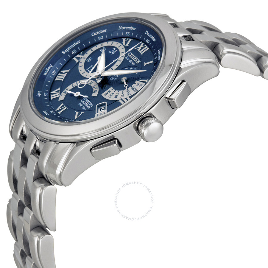 ... Citizen Calibre 8700 Eco-Drive Perpetual Calendar Men's Watch BL8000-54L  ...