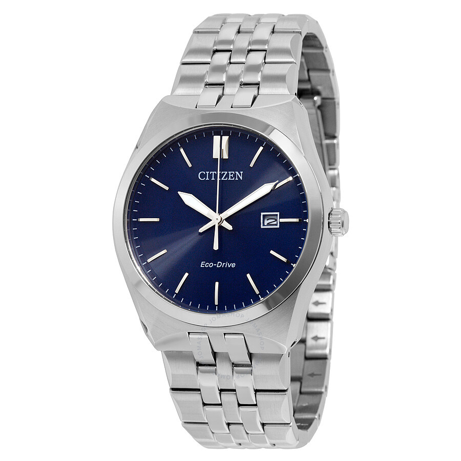 citizen corso eco drive blue s bm7330 59l