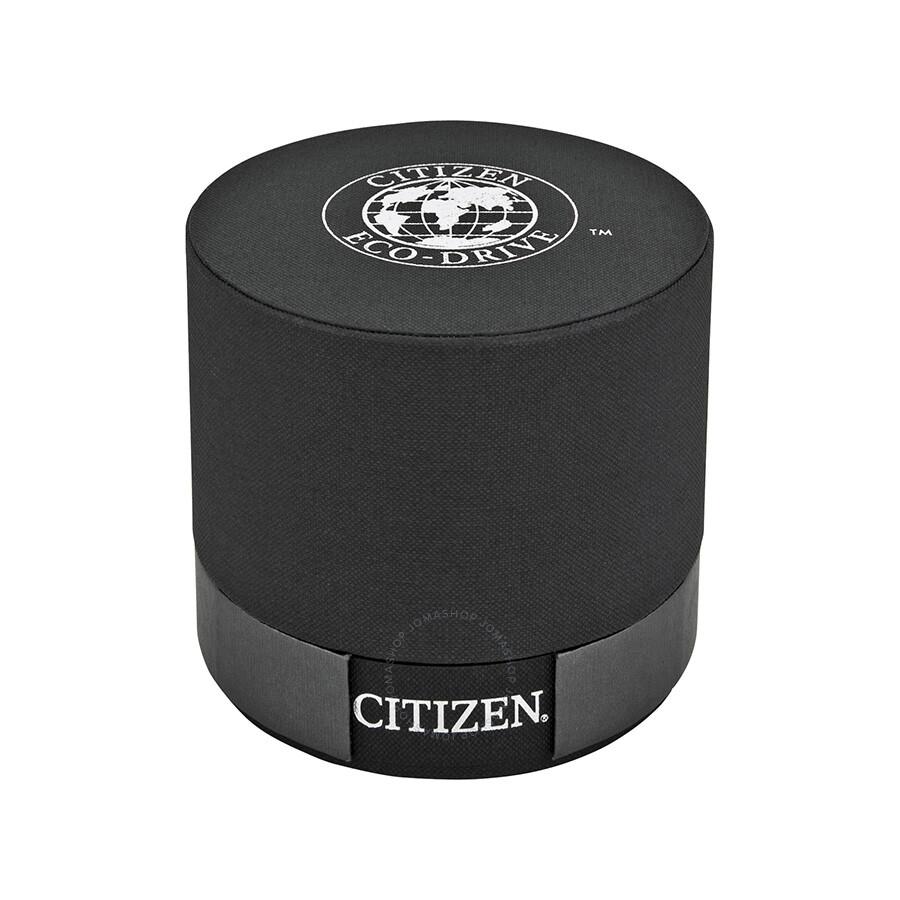 91901a28a14 ... Citizen Eco Drive Axiom Black Dial Black Leather Men s Watch AU1065-07E