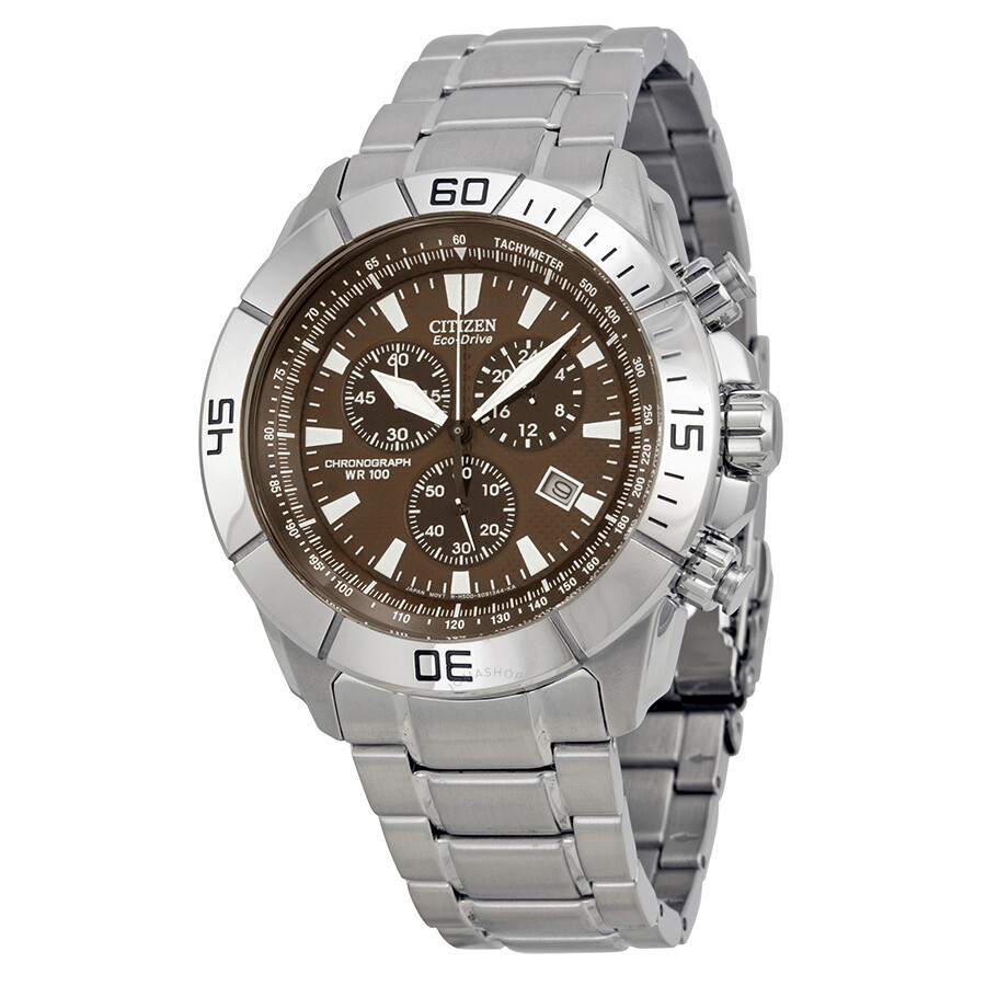 7b6142a5ca9 Citizen Eco-Drive Chronograph Men's Watch AT0810-55X - Eco-Drive ...