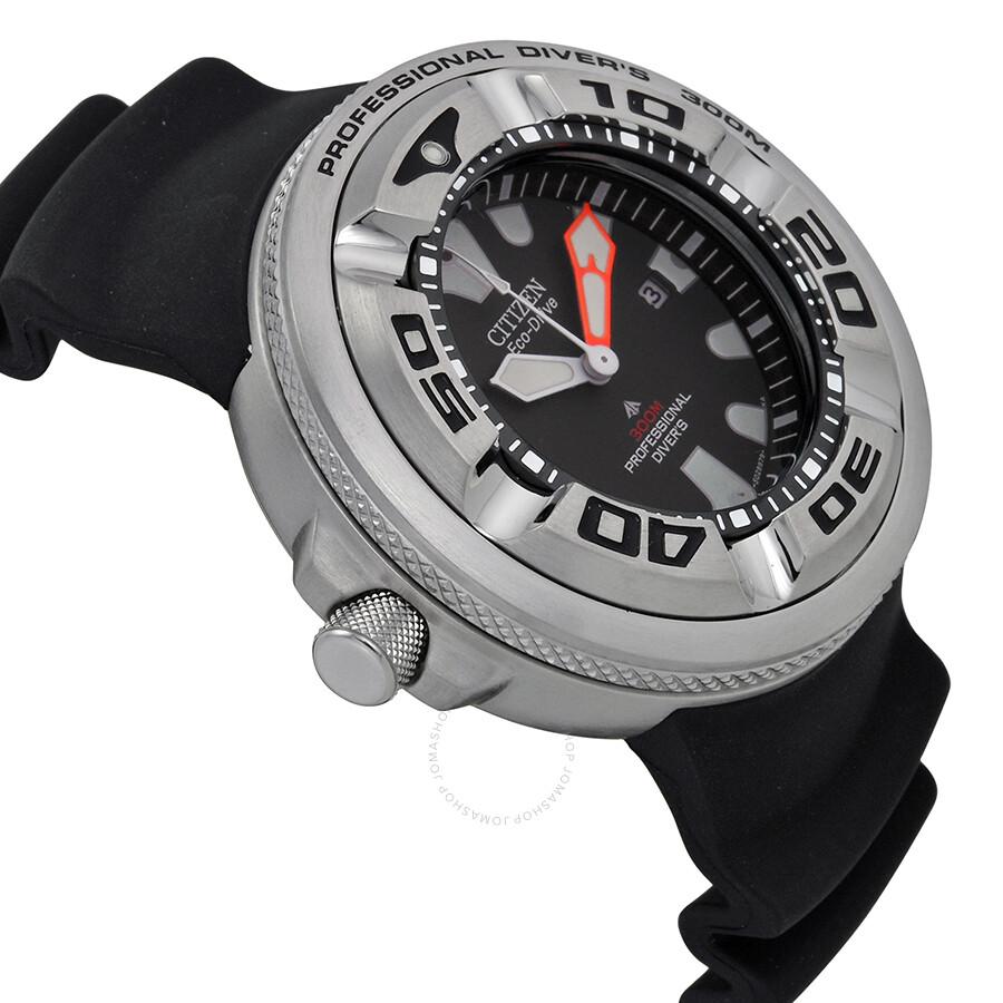 b6b4f1498 Citizen Eco-Drive Professional Diver Men s Watch BJ8050-08E - Eco ...