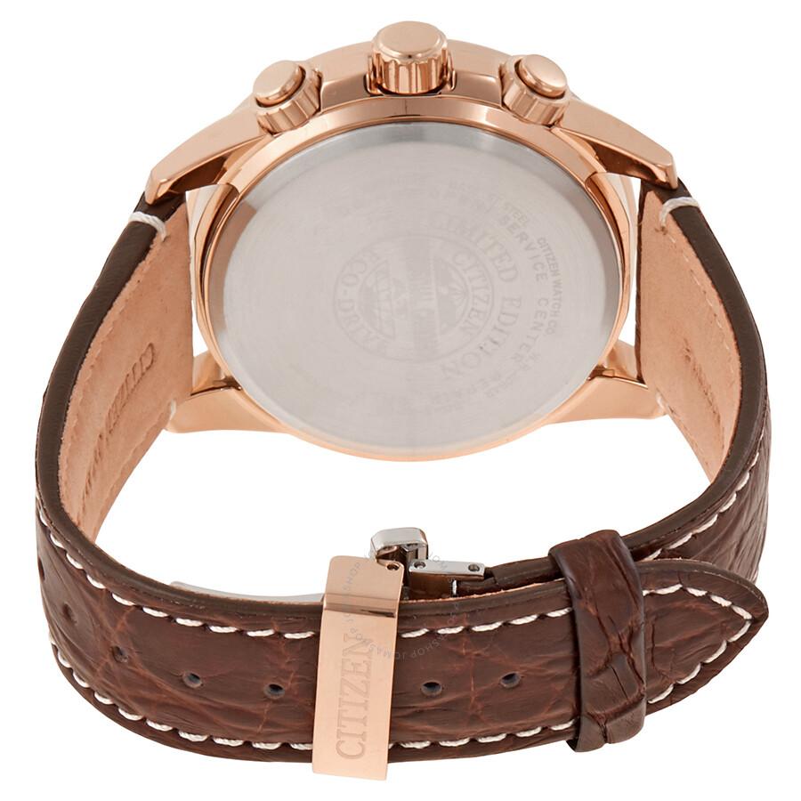 bbdcbf833797 ... Citizen PCAT Perpetual Alarm Chronograph Black Dial Men s Watch  AT4133-09E