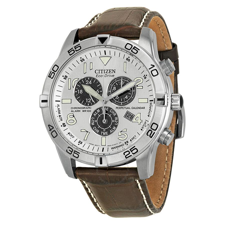 f114f186b5c Citizen Perpetual Calendar Eco-Drive Chronograph Men s Watch BL5470-06A ...