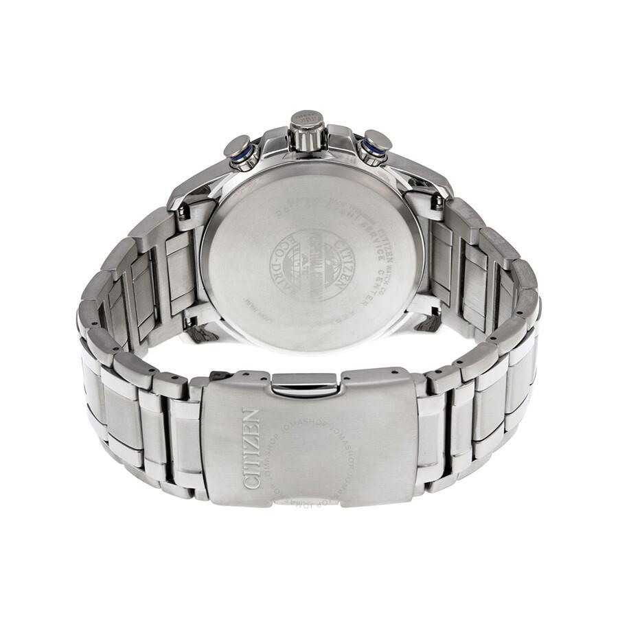 ... Citizen Perpetual Chrono A-T Eco-Drive Titanium Chronograph Men s Watch  AT4010-50E ... 004d798c9