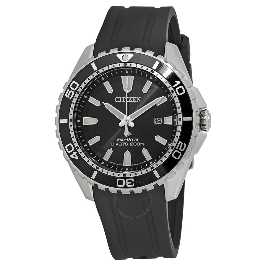 e6f7a63bc18 Citizen Promaster Diver Black Dial Men s Watch