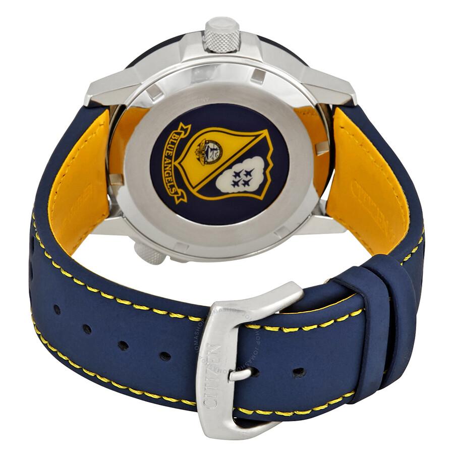 ee241700bd1 Citizen Promaster Nighthawk Blue Dial Men s Watch BJ7007-02L ...