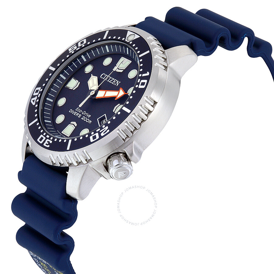 Citizen promaster professional diver dark blue dial men 39 s watch bn0151 09l promaster citizen - Citizen promaster dive watch ...
