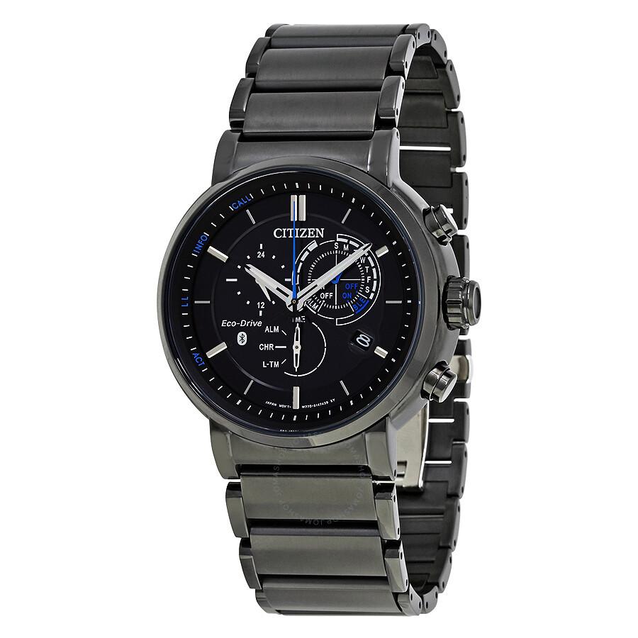 Citizen Proximity Perpetual Calendar Chronograph Men s Smartwatch  BZ1005-51E ... 6108bb16d1