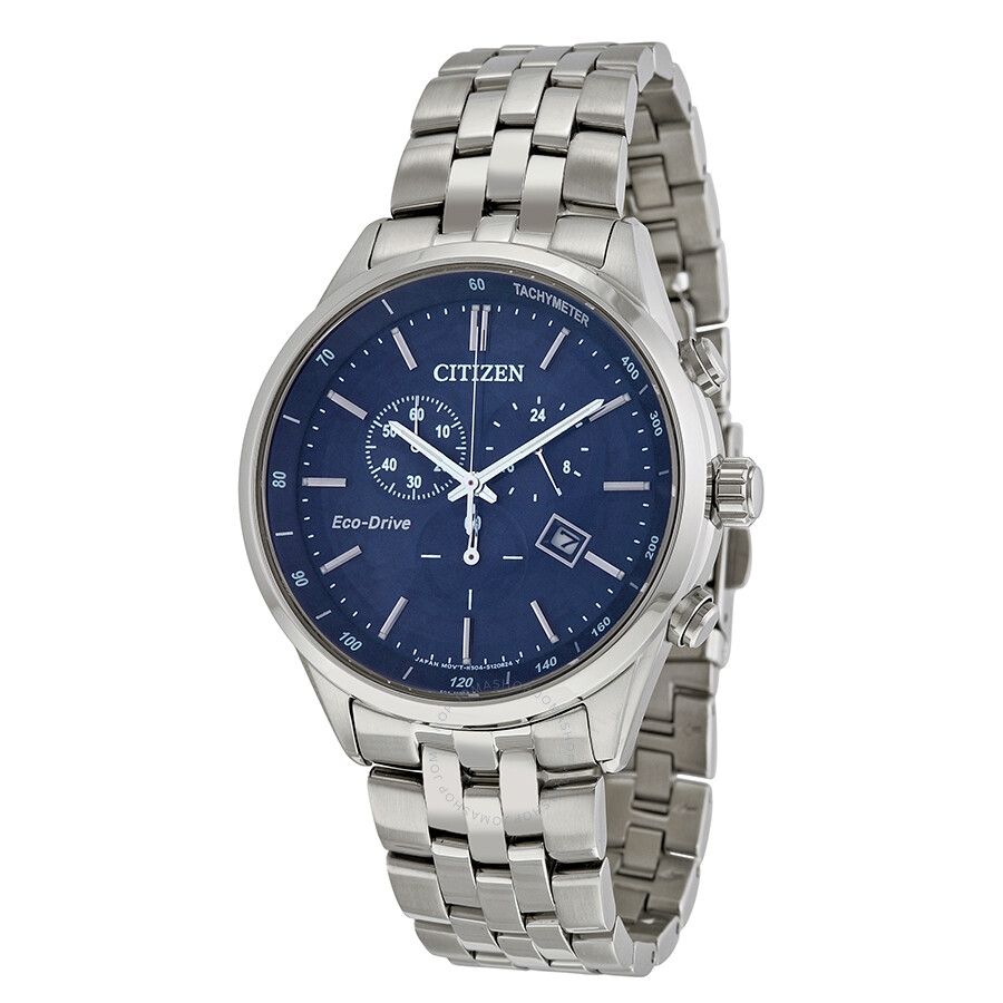 citizen sapphire collection blue s at2141