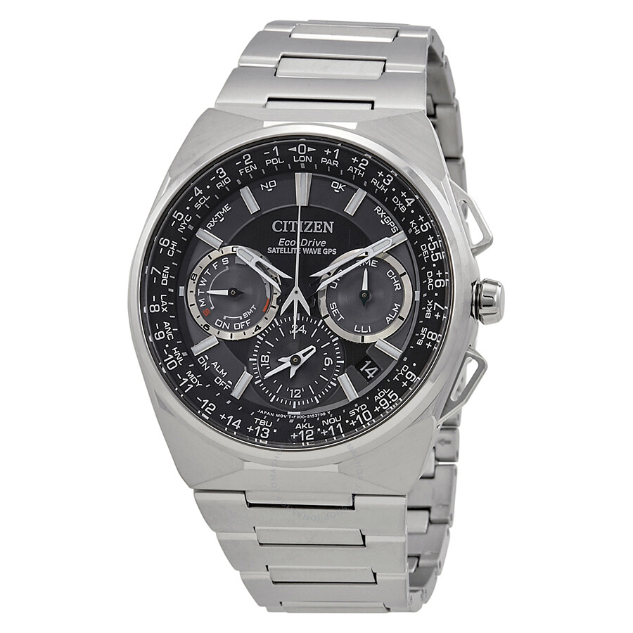 582133f0e78 Citizen Satellite Wave F900 GPS Titanium Men s Watch CC9008-50E ...