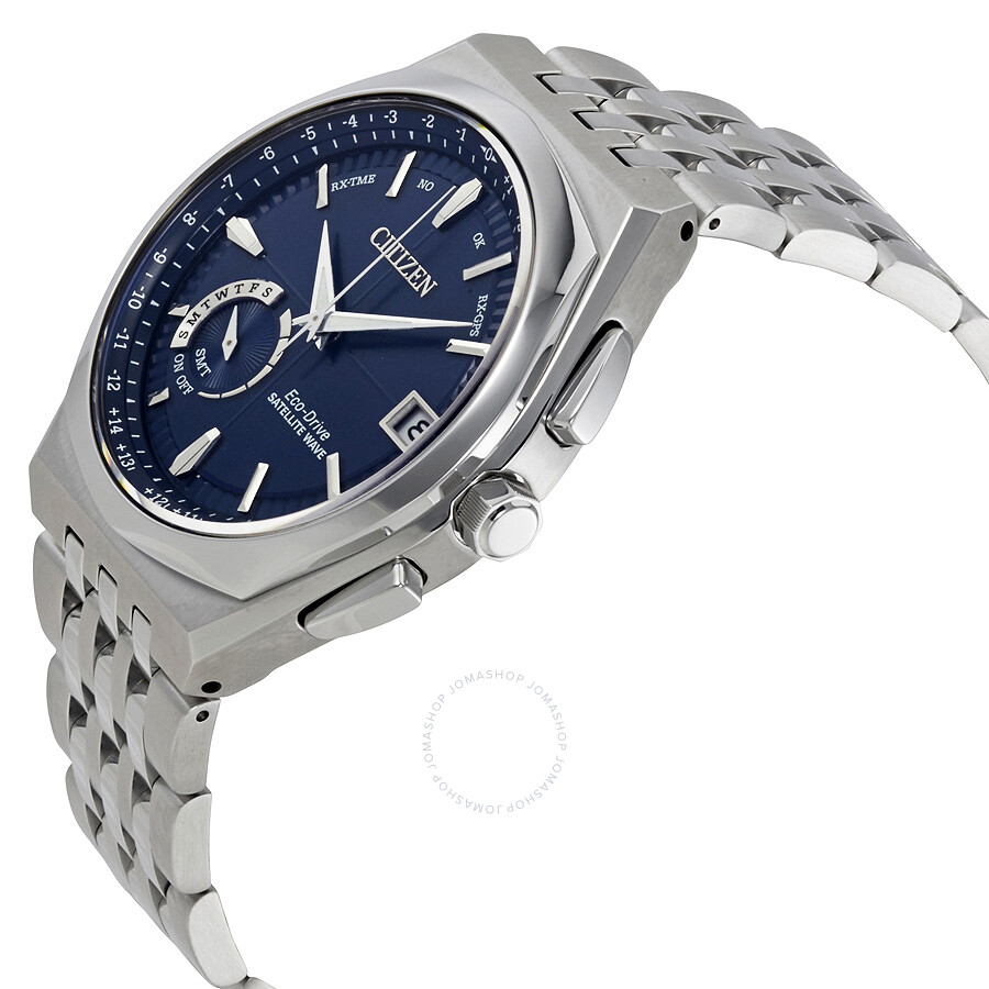 3743b9090f5 ... Citizen Satellite Wave World Time GPS Perpetual Men s Watch CC3020-57L  ...
