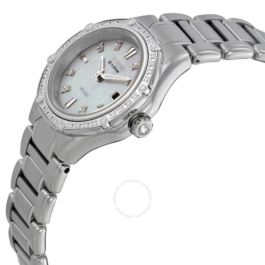 Permalink to Citizen Octavia Diamond Watch