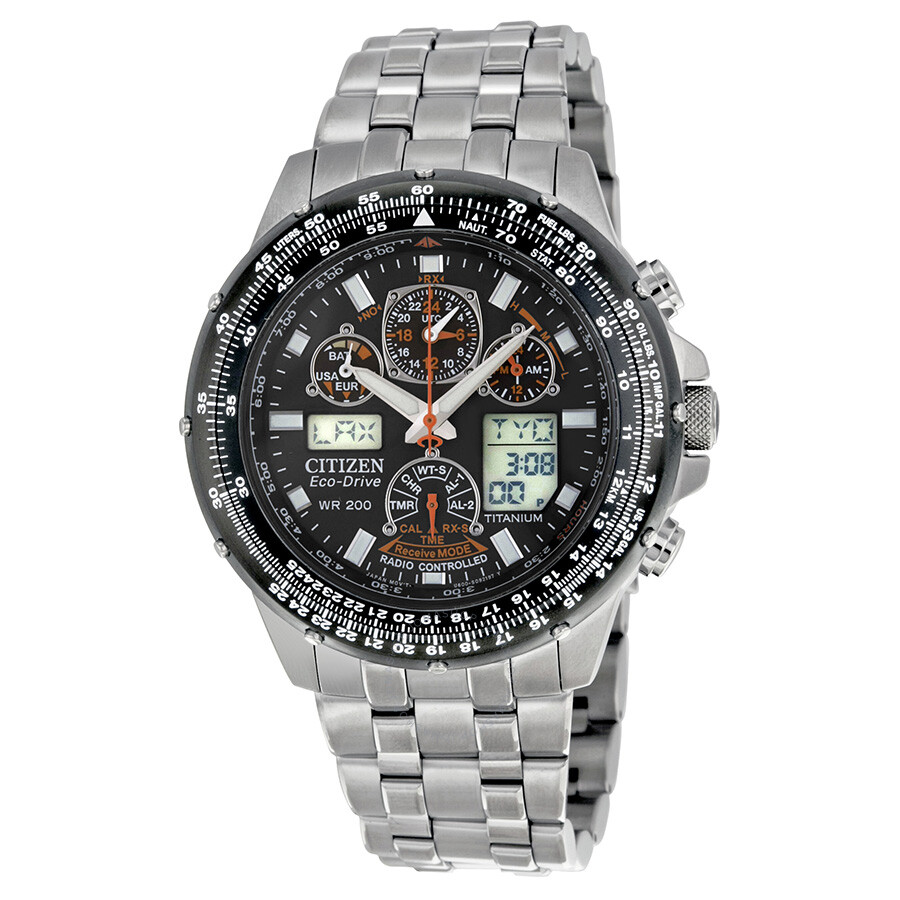 Citizen Skyhawk A T Titanium Men's Watch JY0010 50E