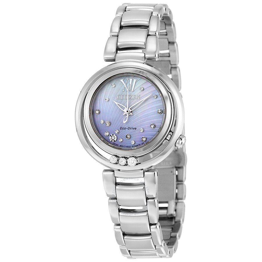 citizen eco drive stainless steel