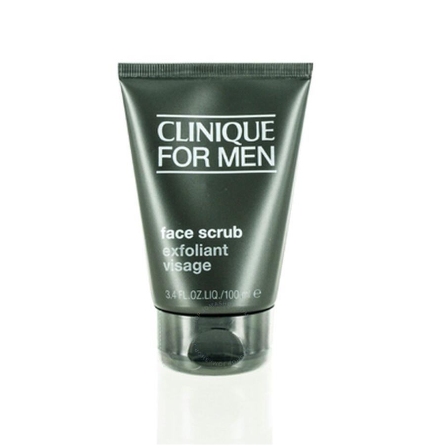 Clinique Men Skin Supplies For Men Face Scrub Exfollant Visage 3 4 Oz 020714125608 Skin Care Cleanser Jomashop