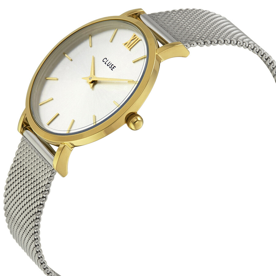 Cluse Minuit Ladies Stainless Steel Watch CL30024 Cluse Minuit Ladies  Stainless Steel Watch CL30024 ... dc0dd41eb8c