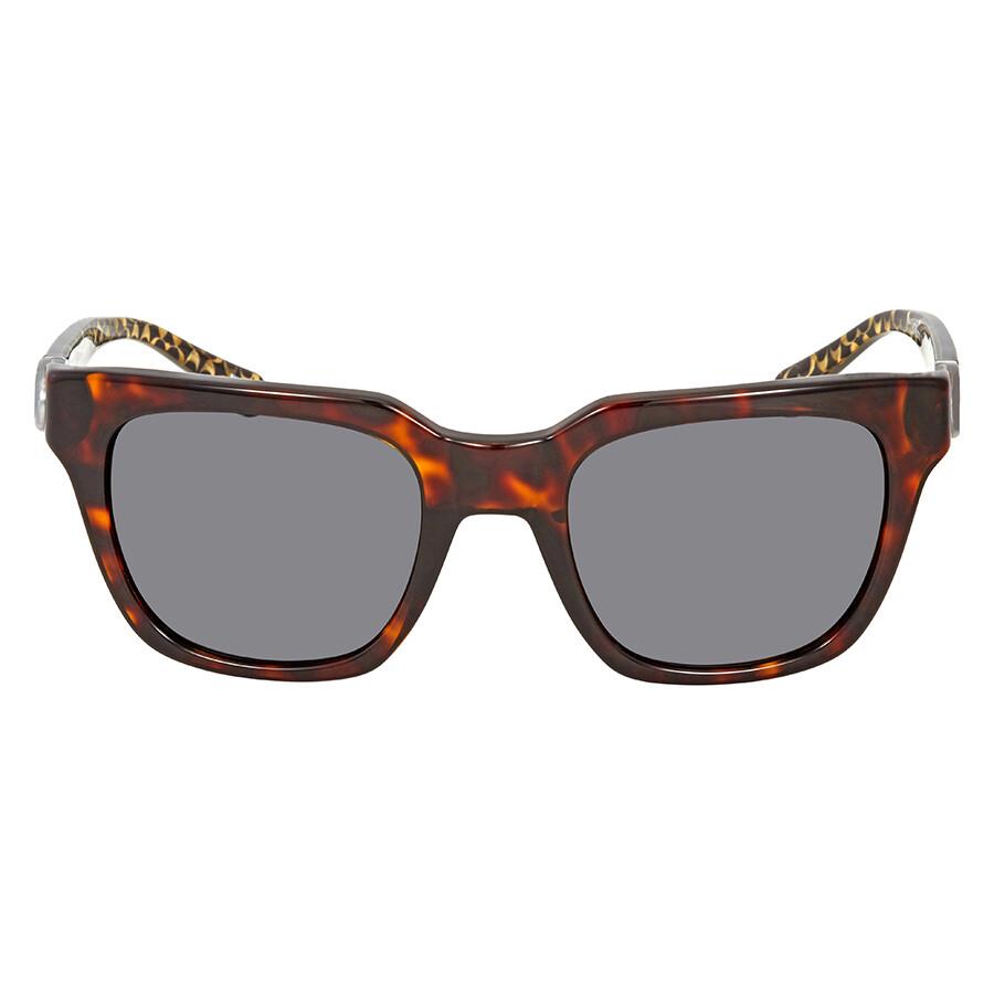 a1724184dff1 ... Coach Dark Dark Tortoise Square Ladies Sunglasses HC8240 550787 52 ...