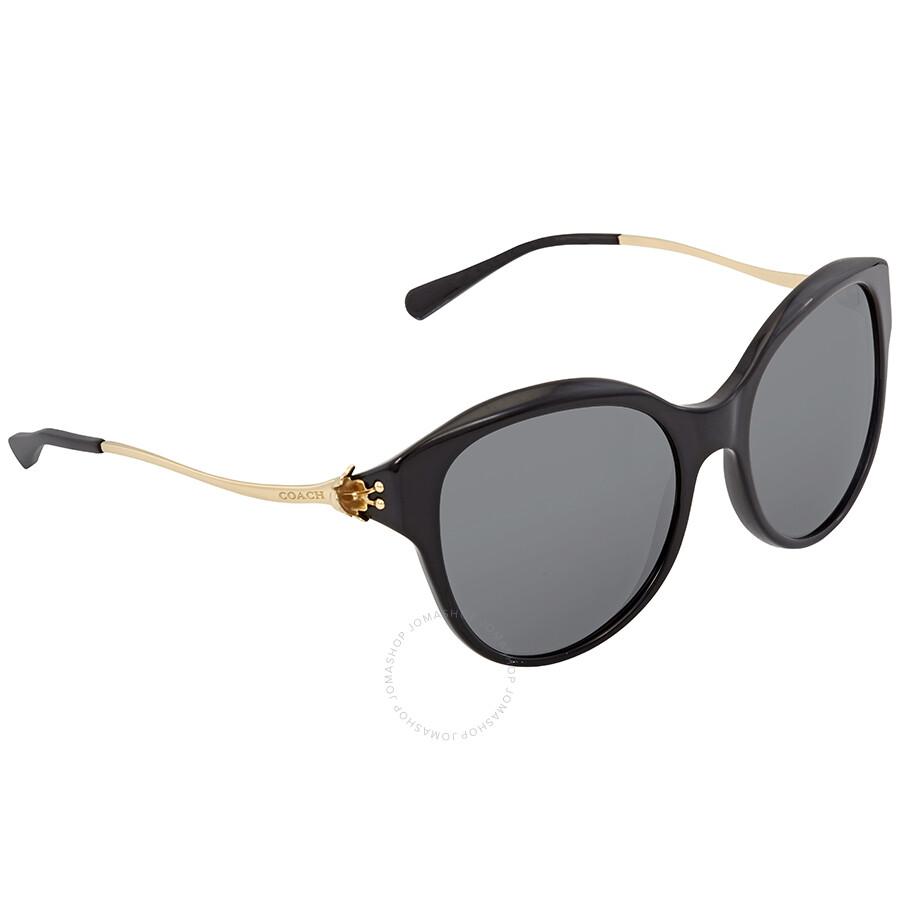 Cat Eye Sunglasses Coach Grey Coach Cat Grey Eye XZkOiPuT