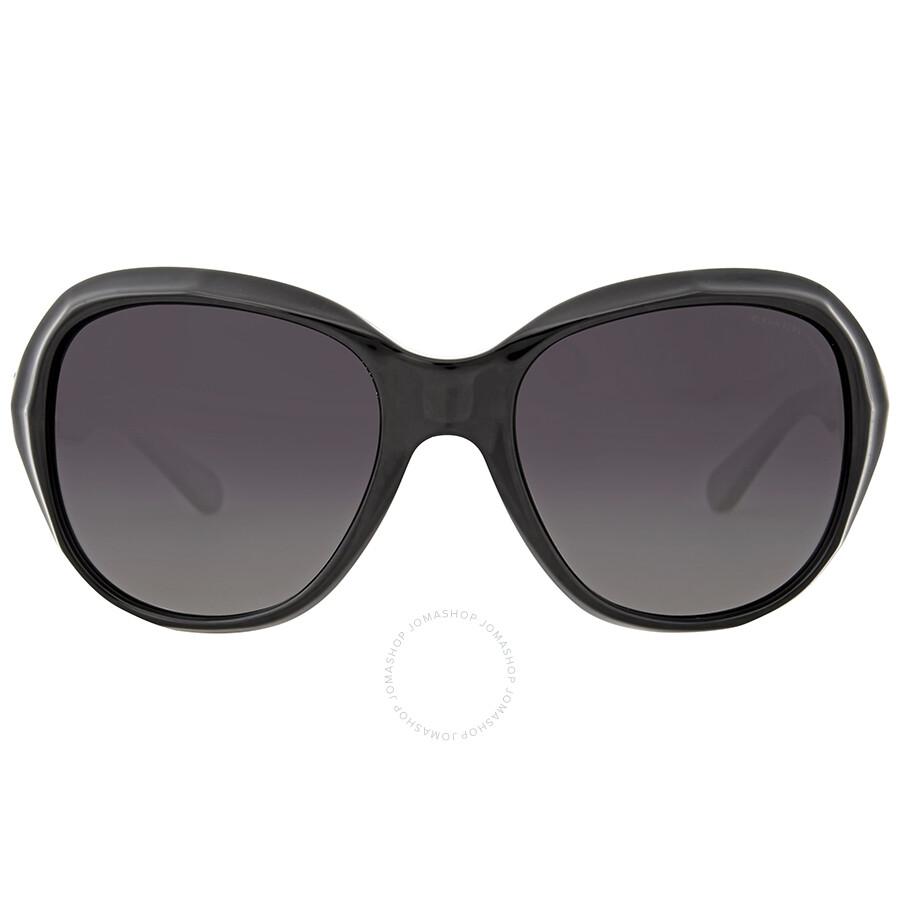 d5436d67463d4 Coach Grey Gradient Polarized Sunglasses HC8197 Item No. HC8197-5002T3-55