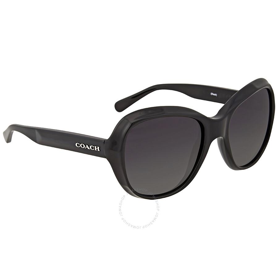 66e6d64142c Coach Grey Gradient Polarized Sunglasses HC8197 - Coach - Sunglasses -  Jomashop