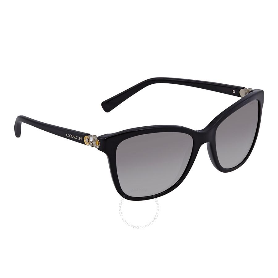 6fbb1dd10498f Coach Grey Gradient Square Sunglasses HC8187B 500211 54 - Coach ...