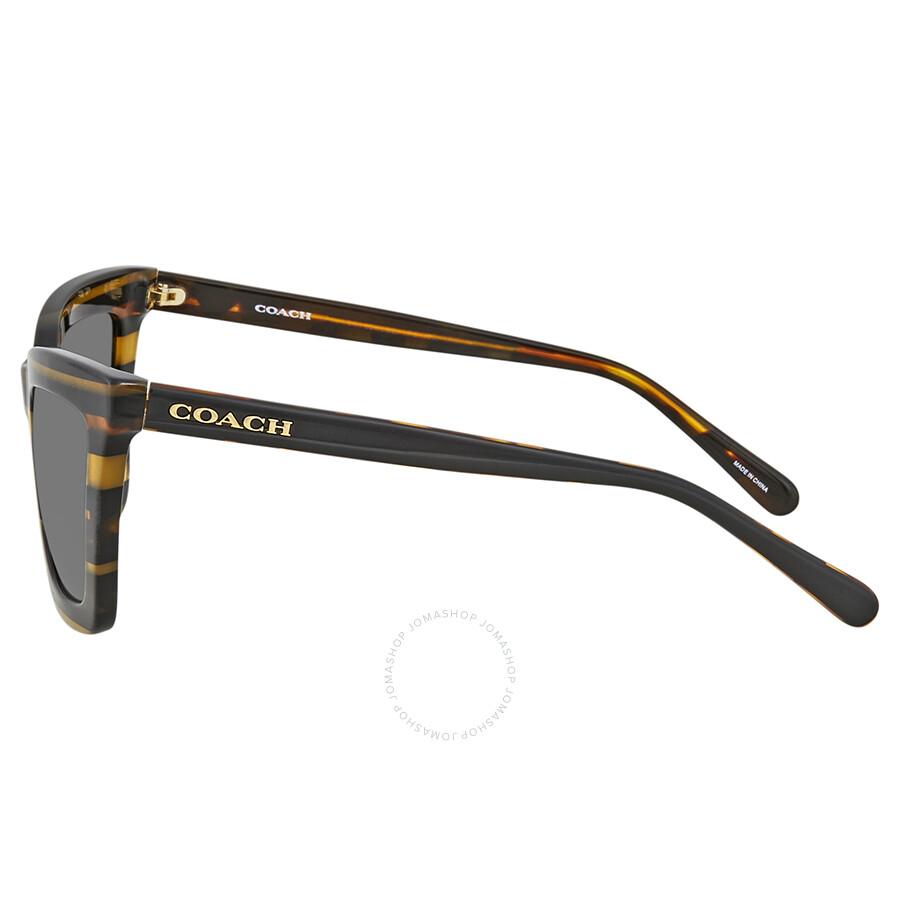 40d0c07584 get coach sunglass hut online store sunglasses for women men kids 2ffd8  e8609  switzerland coach grey rectangular sunglasses hc8203 544087 54 8c777  94305
